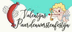 Valentijnspaardenworsten
